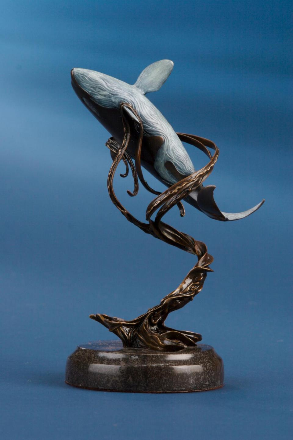 | Sculpture by Rick Geib | Artists for Conservation