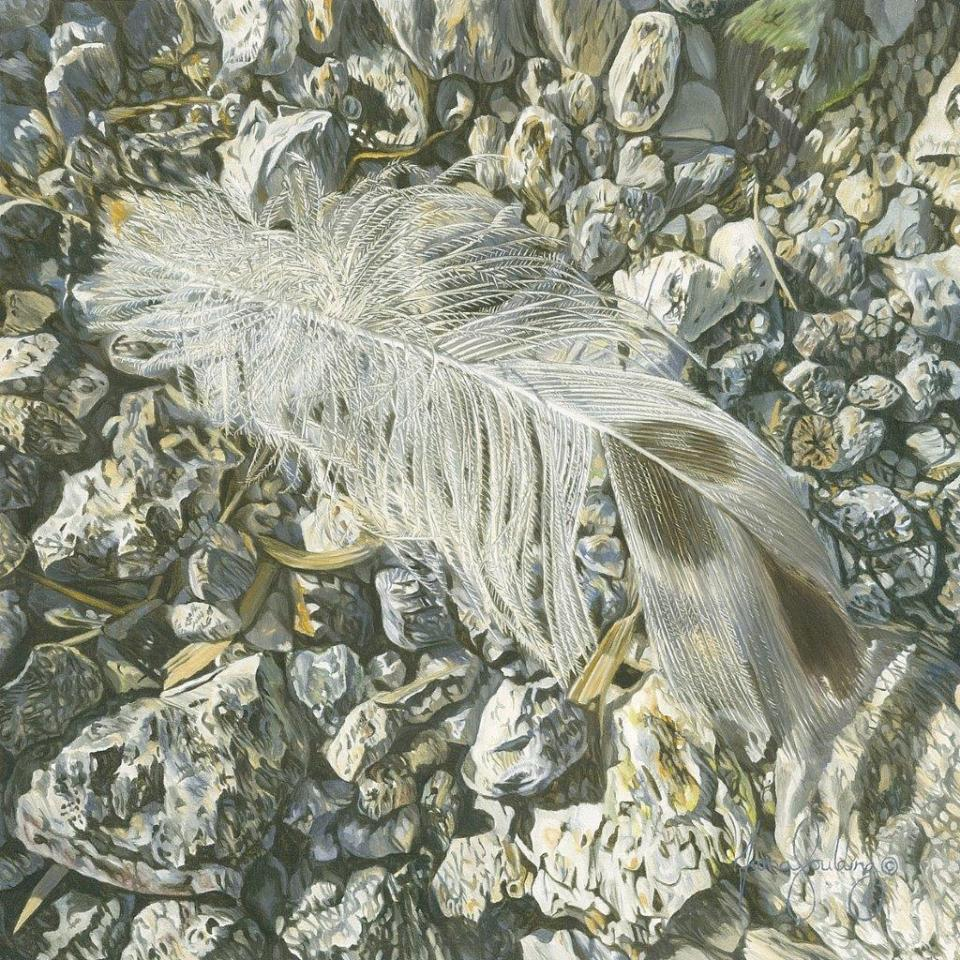 Add Artwork | Wallhanging by Fiona Goulding | Artists for Conservation