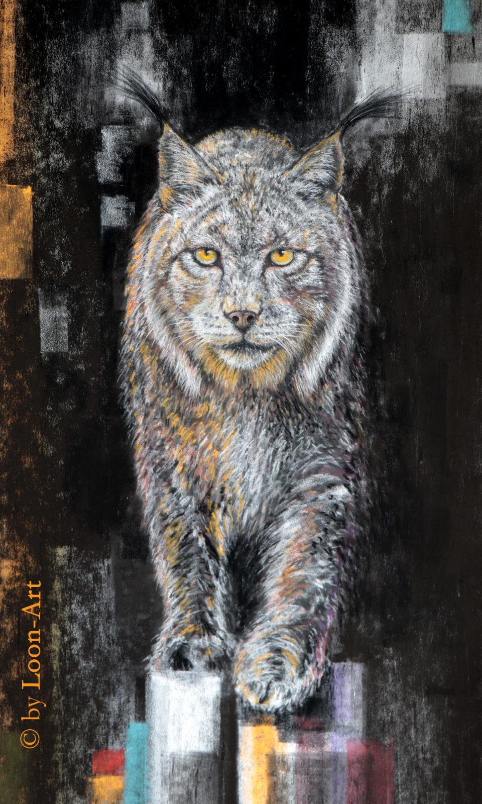 Add Artwork | Wallhanging by Norbert Gramer | Artists for Conservation