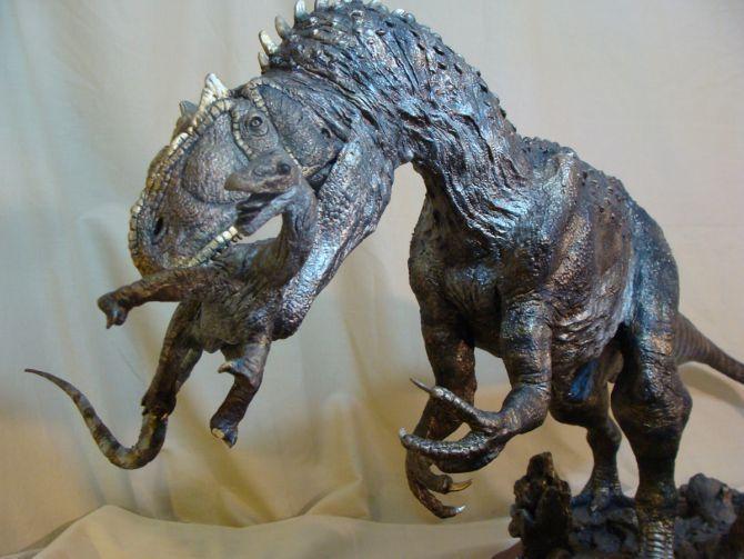 | Sculpture by Mark Hallett | Artists for Conservation