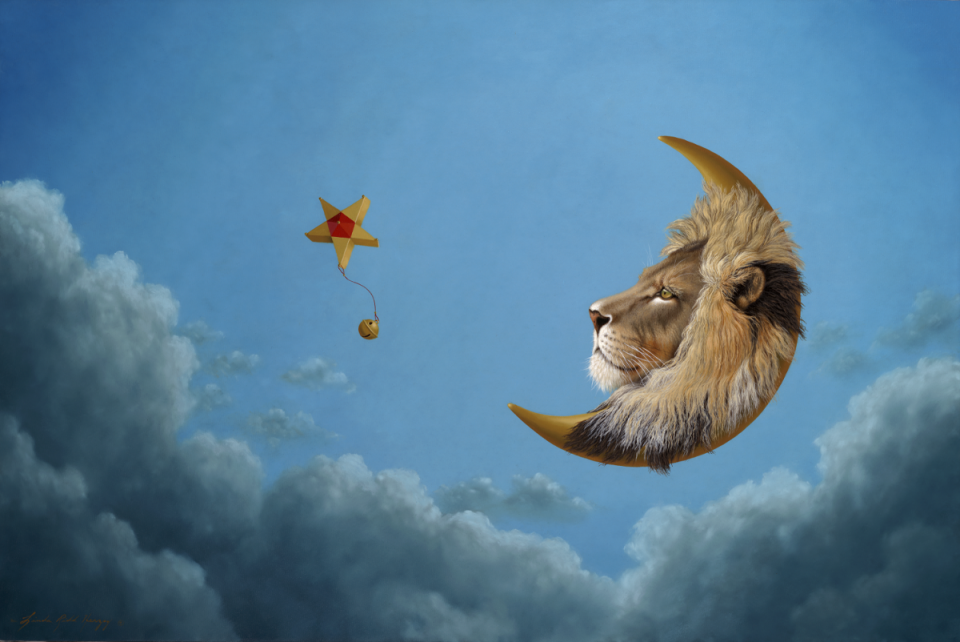 | Wallhanging by Linda Herzog | Artists for Conservation