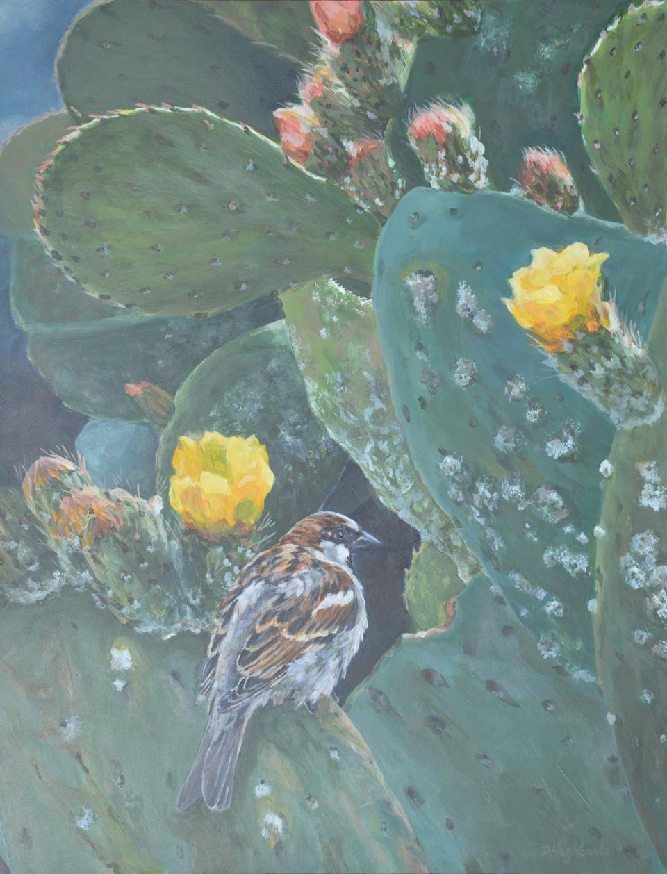 | Wallhanging by Debbie Hughbanks | Artists for Conservation