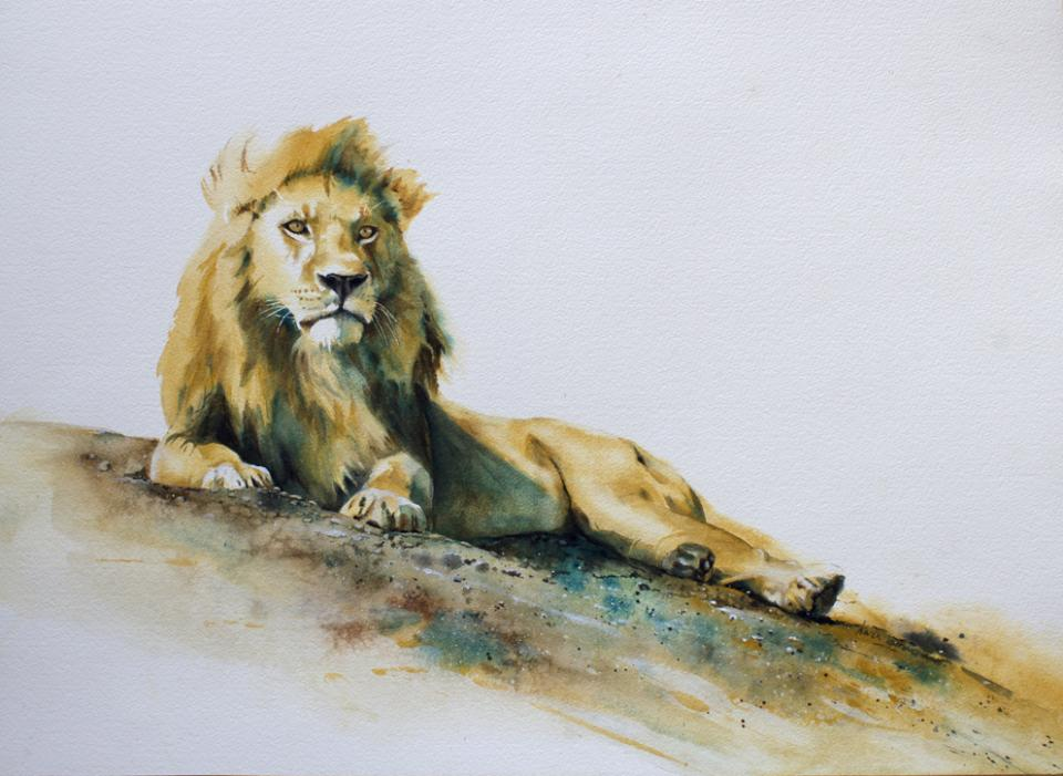 | Wallhanging by Karen Laurence-Rowe | Artists for Conservation