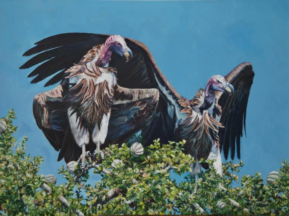 Add Artwork | Wallhanging by Michelle McCune | Artists for Conservation