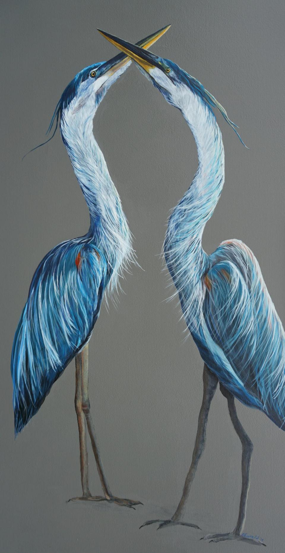 Edit Artwork | Wallhanging by Elissa Ewald | Artists for Conservation