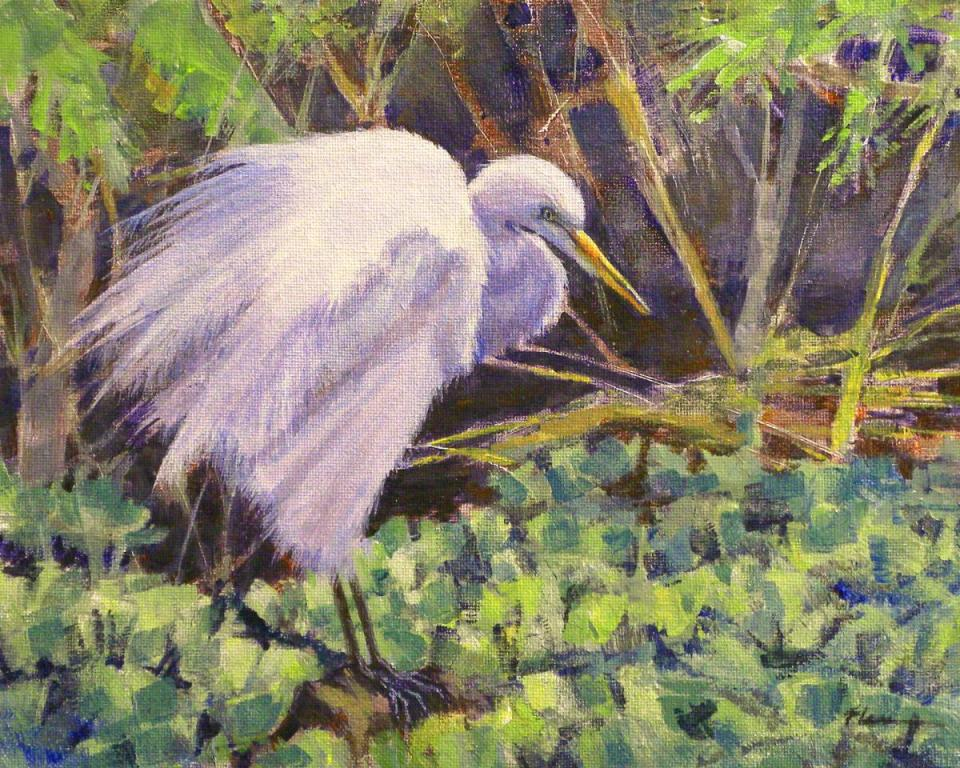 Add Artwork | Wallhanging by Sandra Place | Artists for Conservation