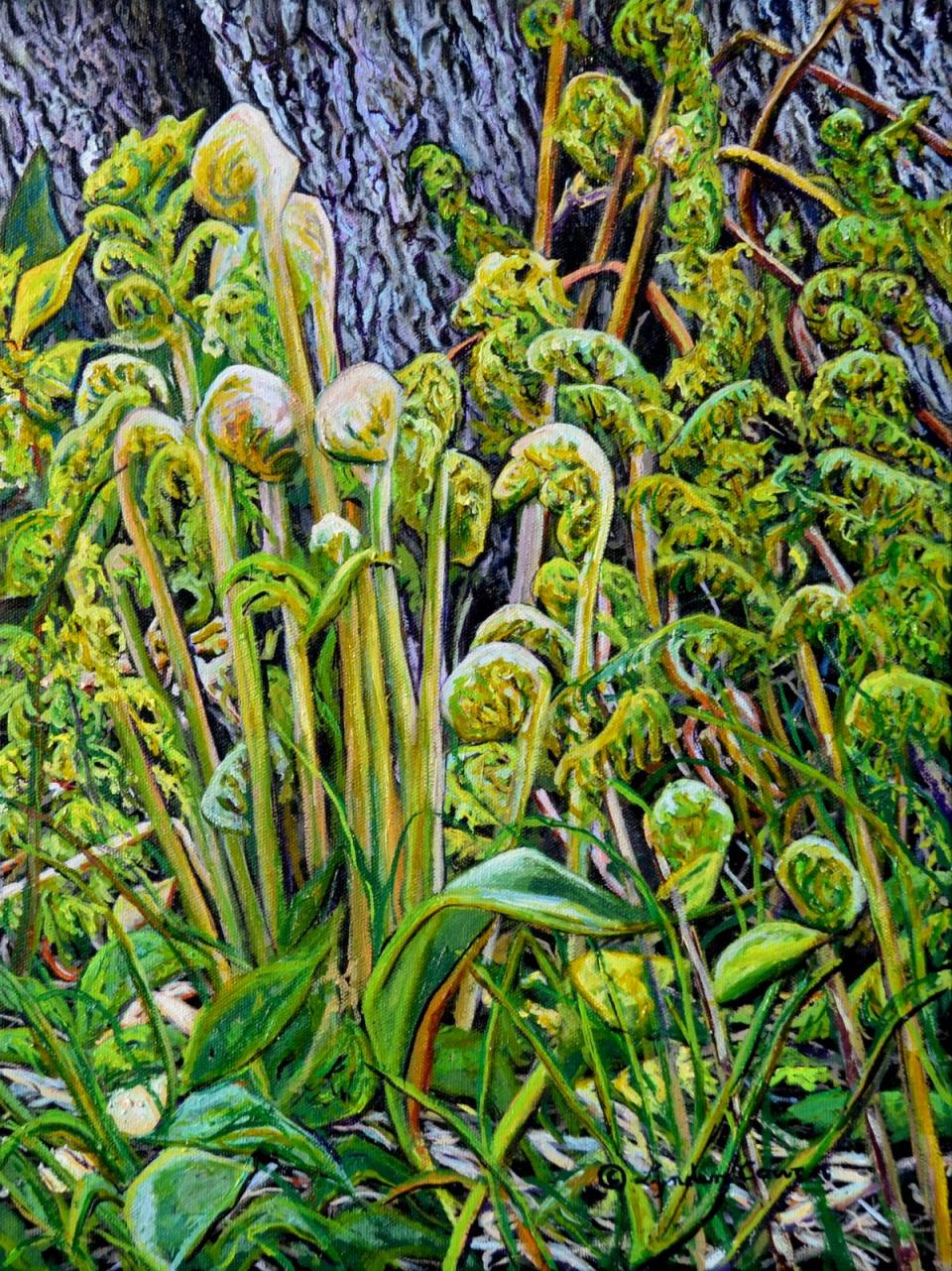 Edit Artwork   Wallhanging by Lynden Cowan   Artists for Conservation