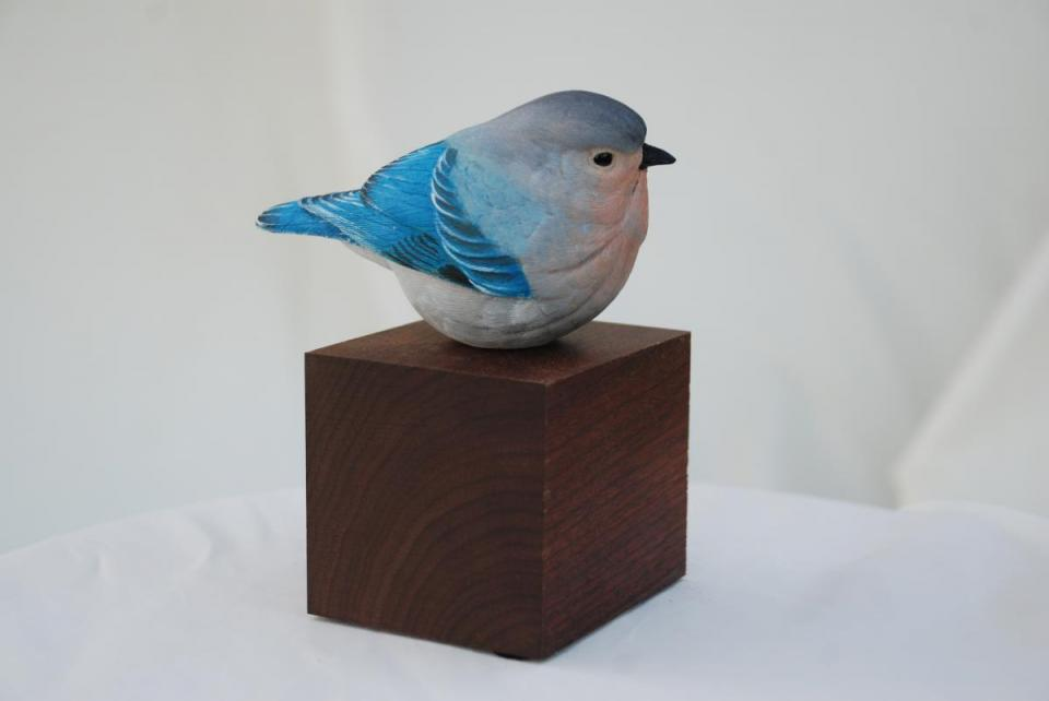 | Sculpture by Betsy Popp | Artists for Conservation