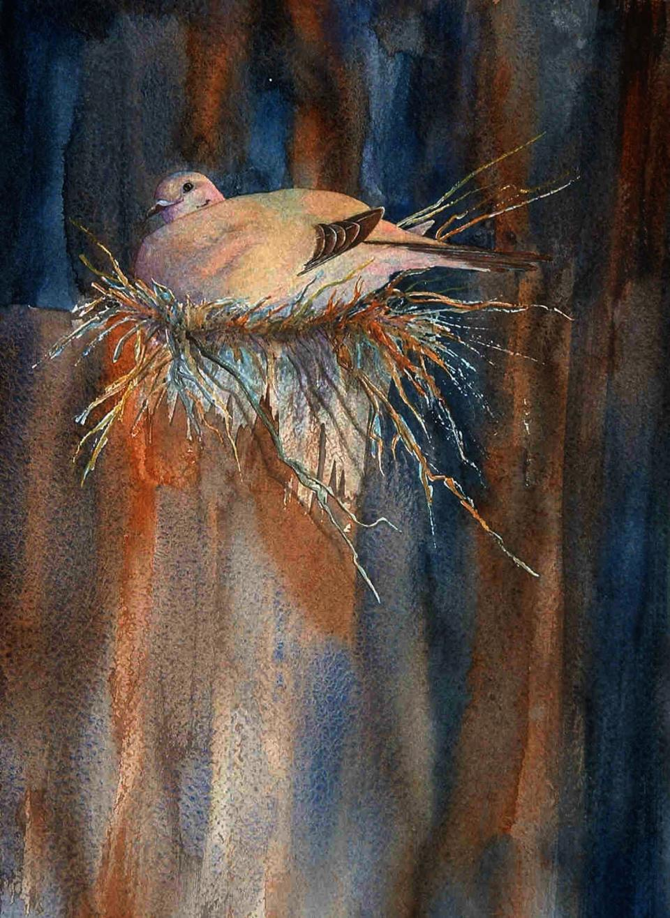 Edit Artwork | Wallhanging by Betsy Popp | Artists for Conservation