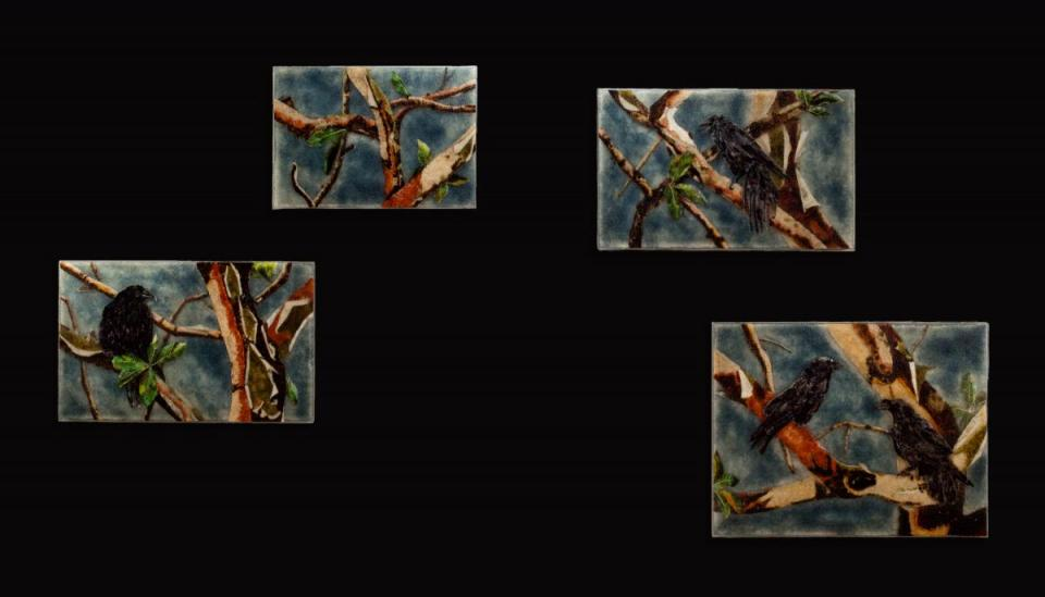 Edit Artwork | Wallhanging by Kathleen Sheard | Artists for Conservation