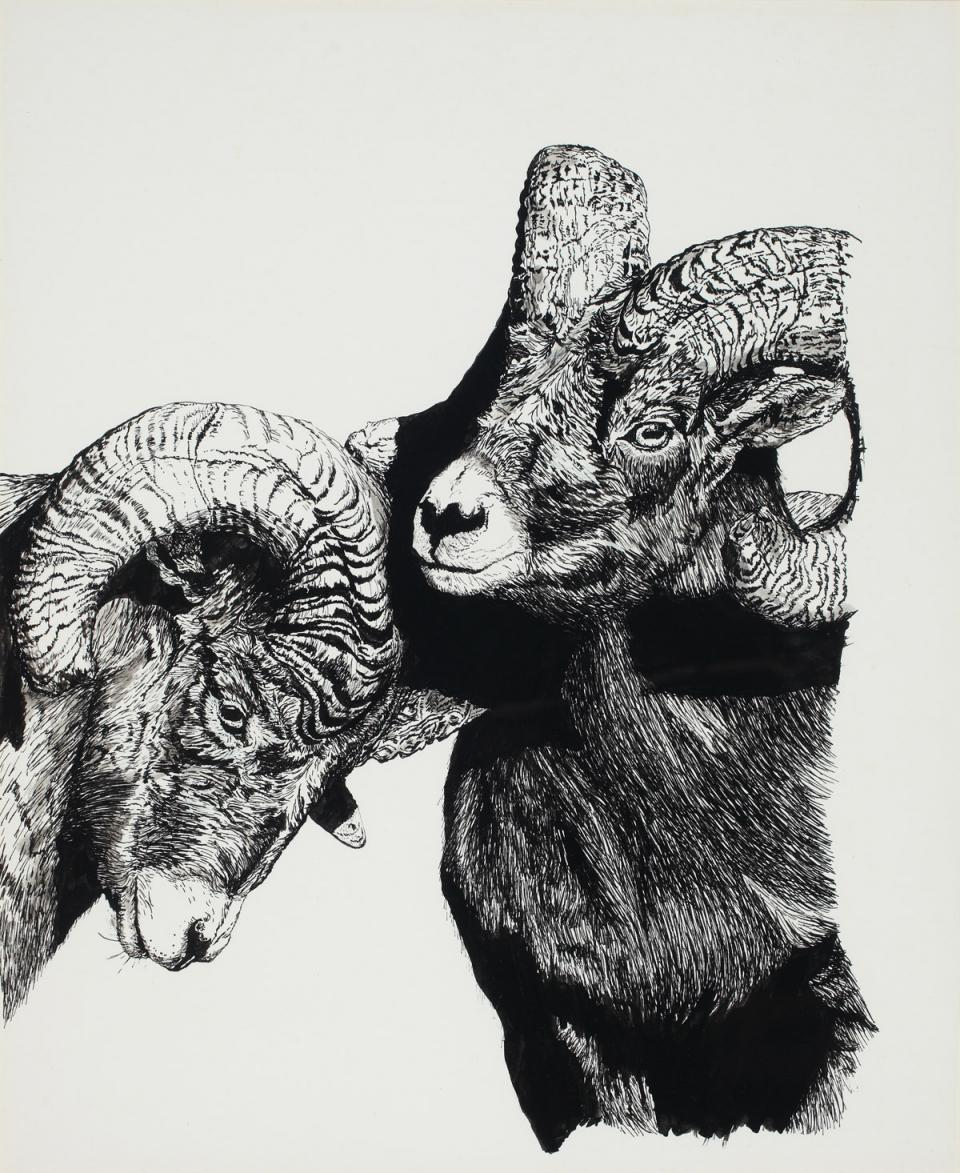 Edit Artwork | Wallhanging by Eva Stanley | Artists for Conservation