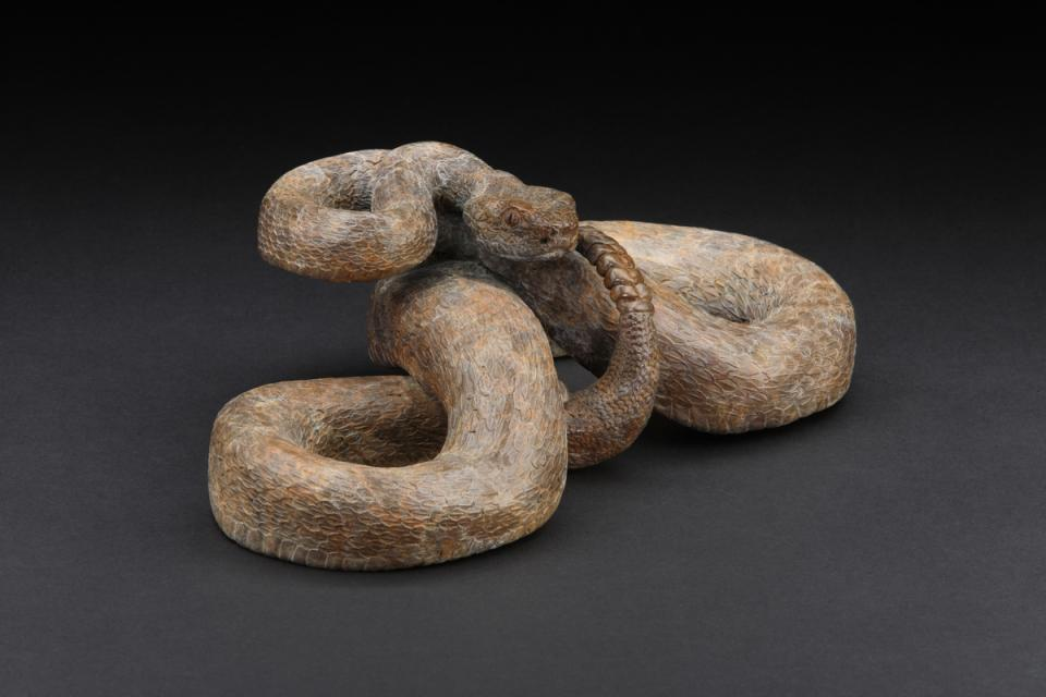 | Sculpture by Eva Stanley | Artists for Conservation