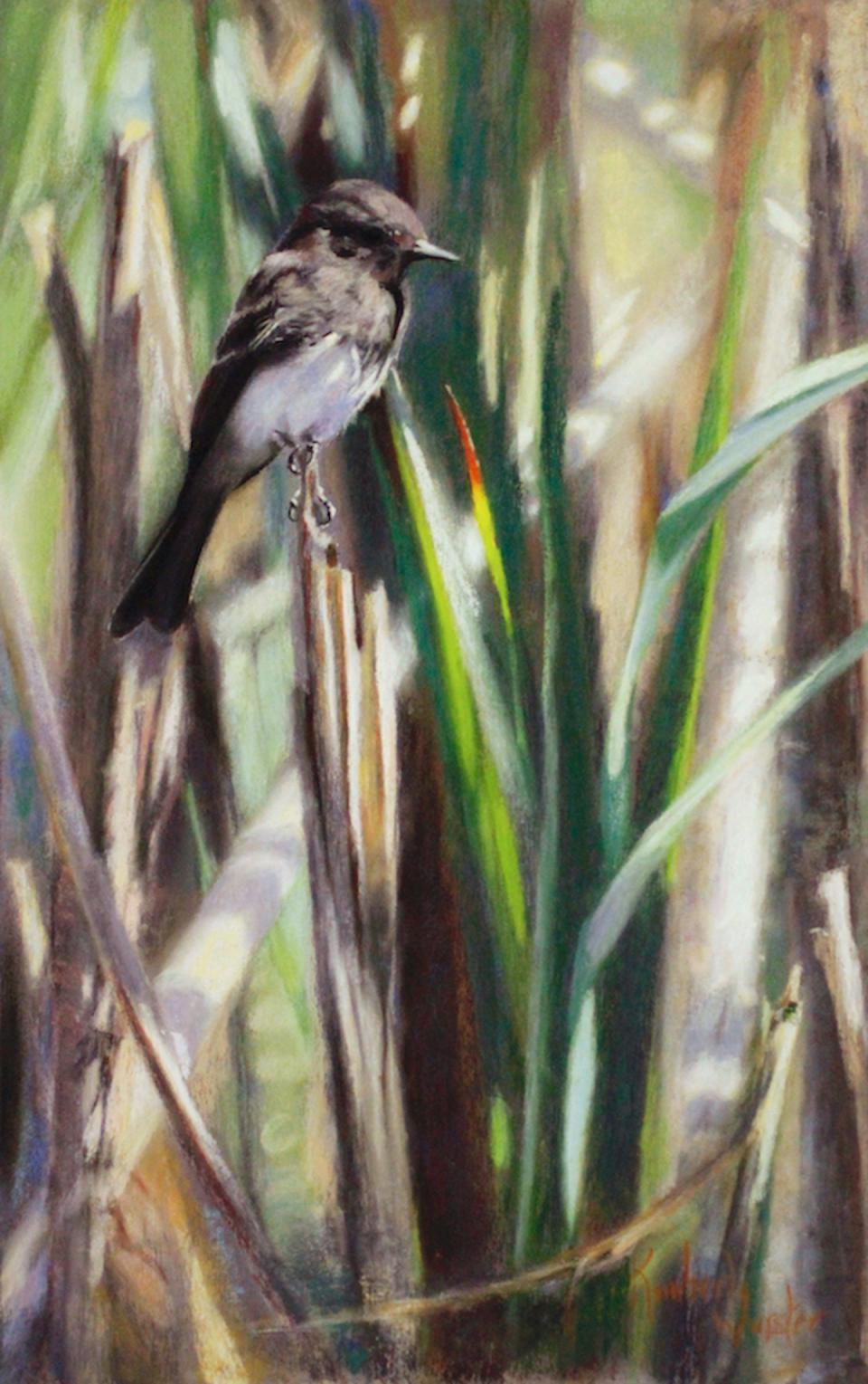 Edit Artwork | Wallhanging by Kimberly Wurster | Artists for Conservation