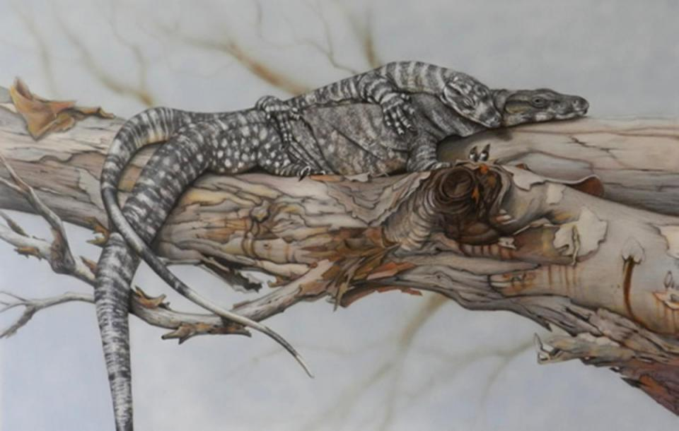 Edit Artwork | Wallhanging by Sandra Temple | Artists for Conservation