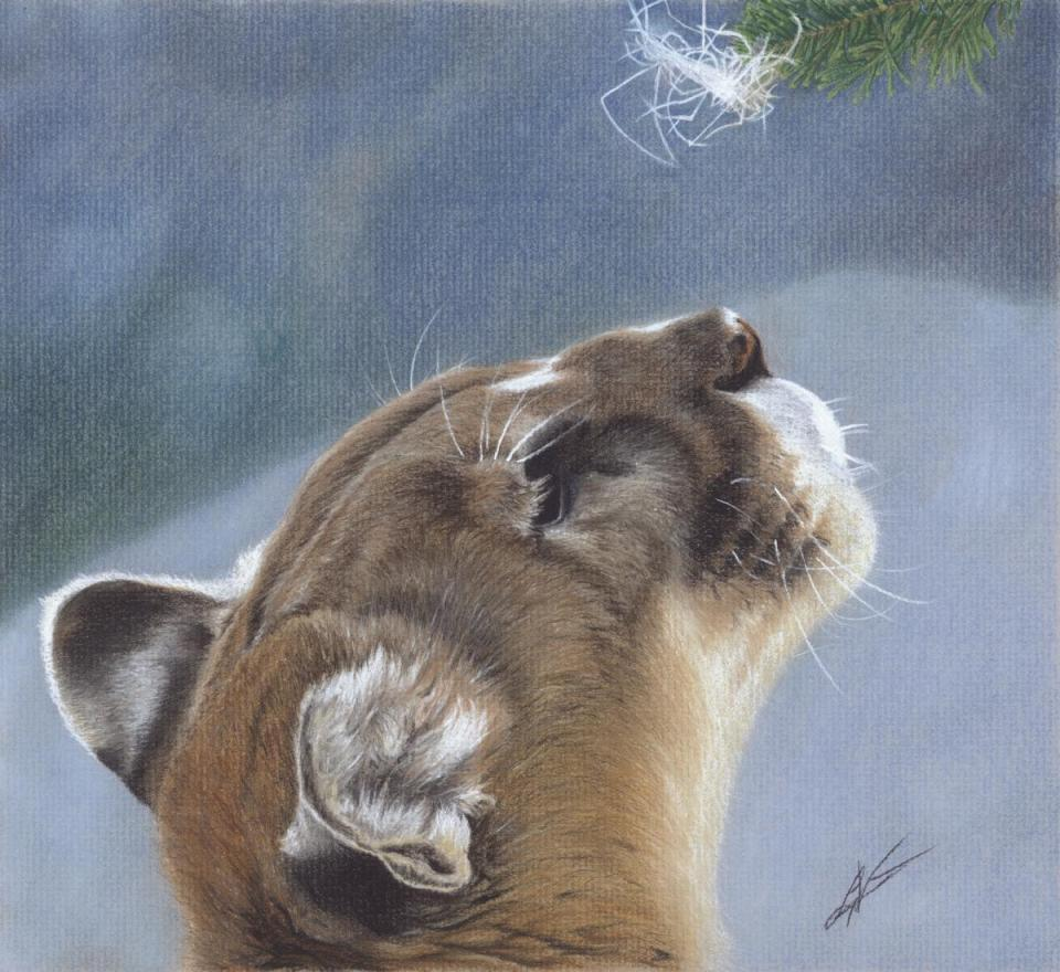Edit Artwork | Wallhanging by Lyn Vik | Artists for Conservation