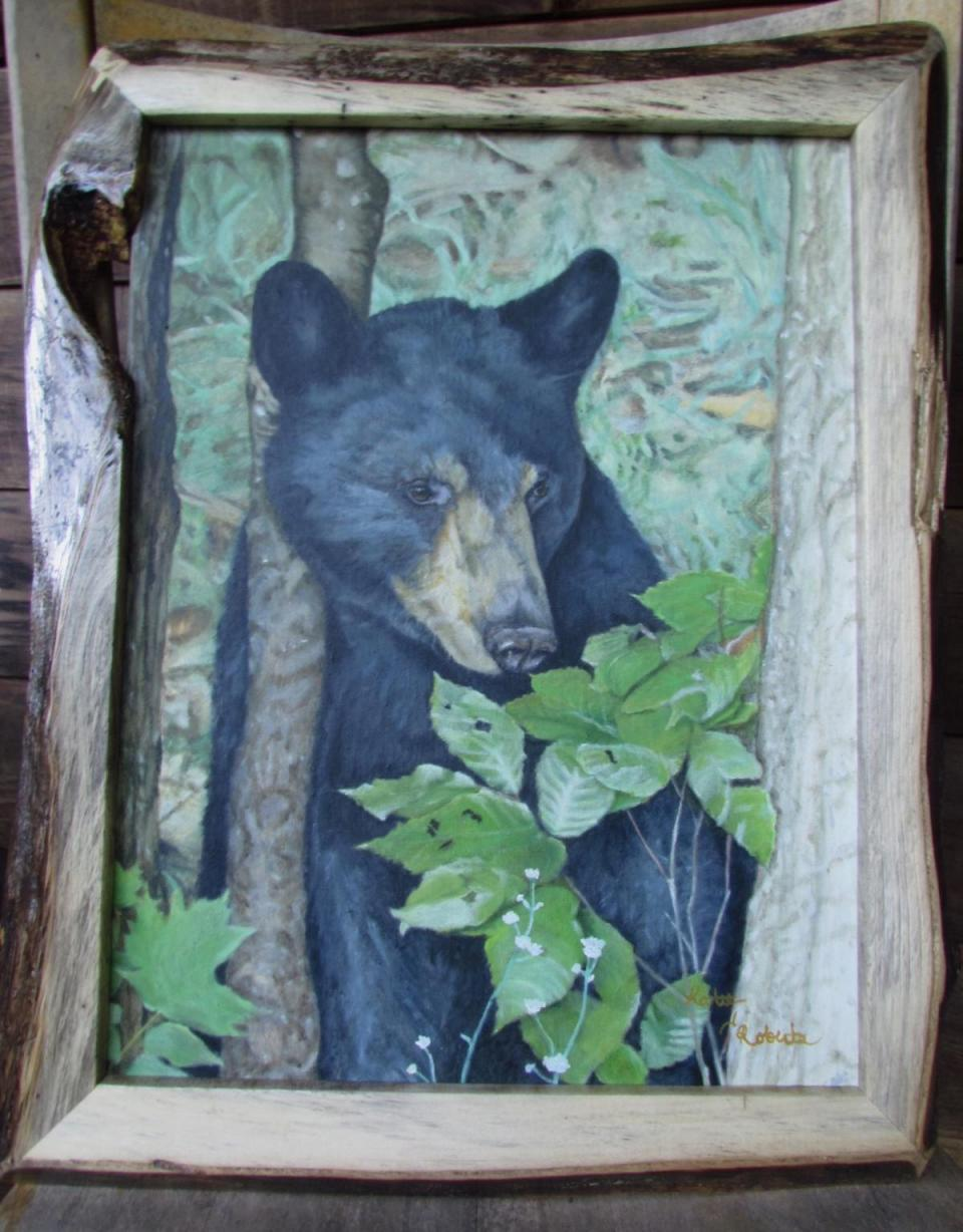 Edit Artwork | Wallhanging by Katie Roberts | Artists for Conservation