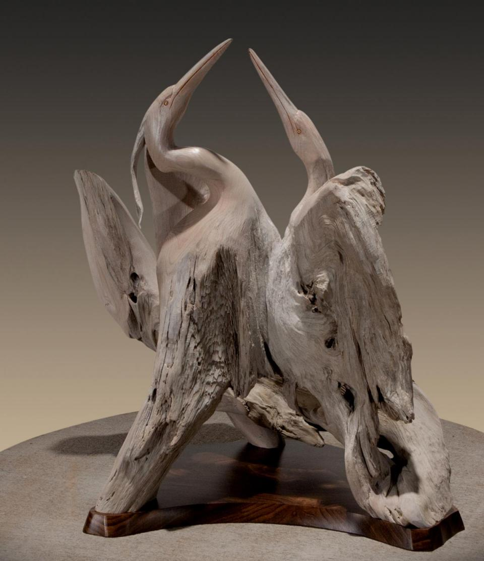 Edit Artwork | Sculpture by Terry Woodall | Artists for Conservation