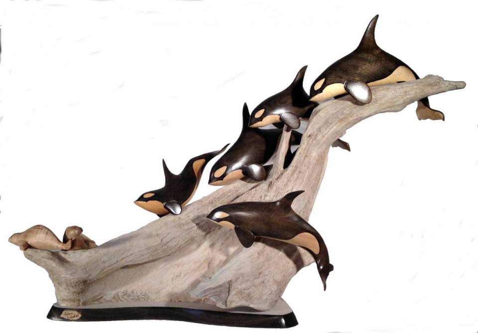 | Sculpture by Terry Woodall | Artists for Conservation