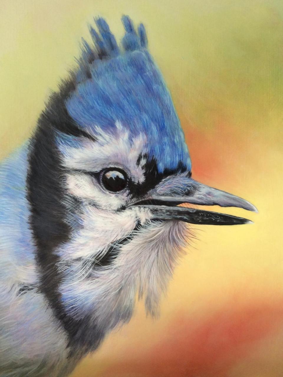 Edit Artwork | Wallhanging by Nelda Warkentin | Artists for Conservation