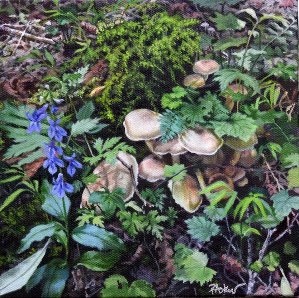 Add Artwork | Wallhanging by Pamela Askew | Artists for Conservation