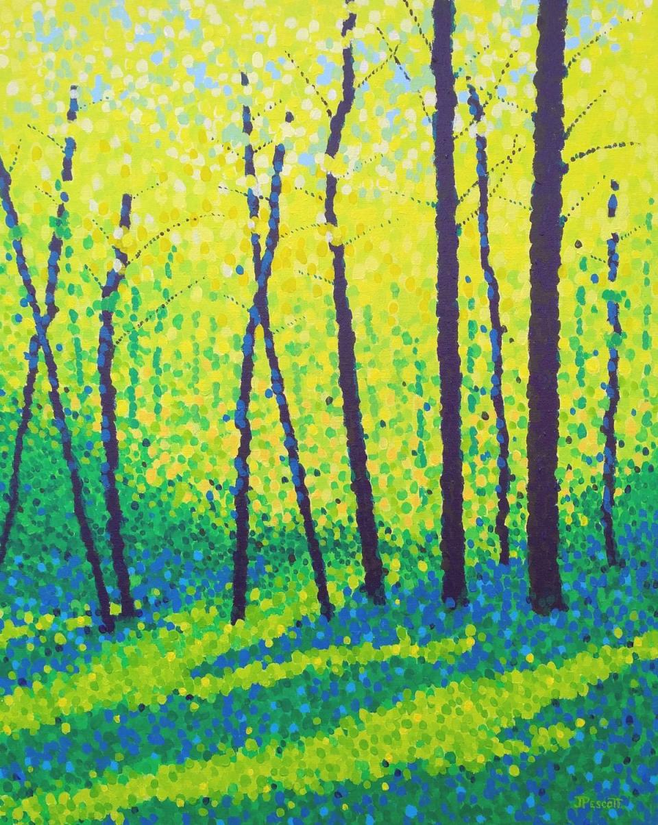 Edit Artwork | Wallhanging by Jim Pescott | Artists for Conservation