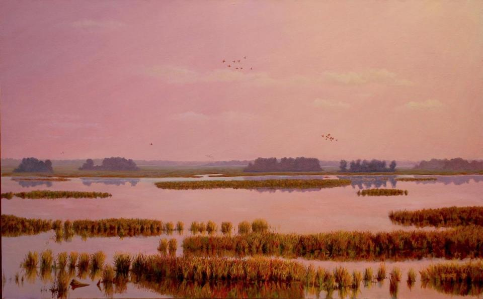 Edit Artwork | Wallhanging by Randall Bennett | Artists for Conservation