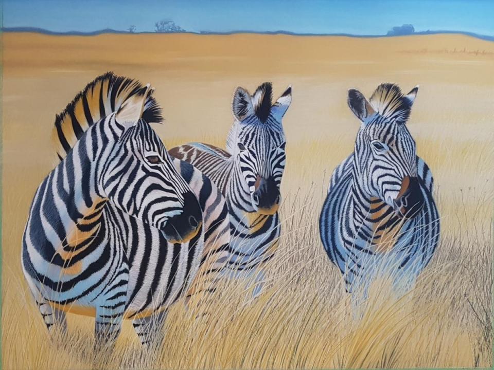 Edit Artwork | Wallhanging by Carol Stratman | Artists for Conservation