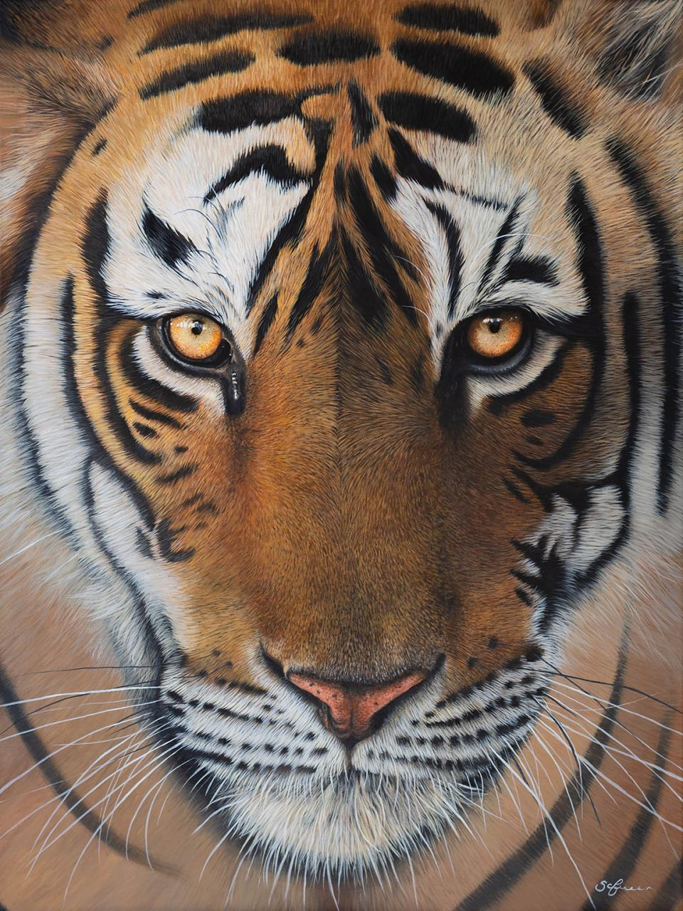 Add Artwork | Wallhanging by Sophie Green | Artists for Conservation