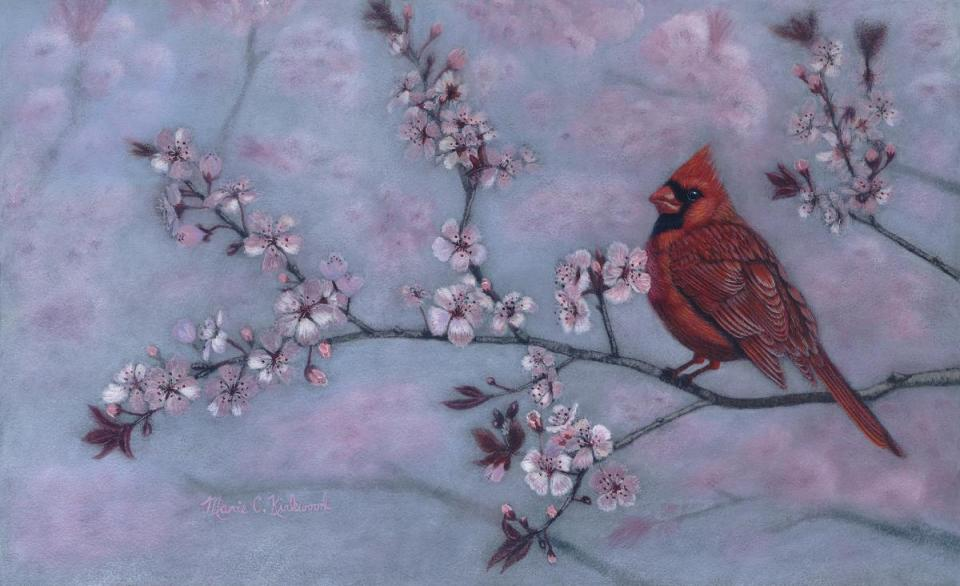 Add Artwork | Wallhanging by Marie Kirkwood | Artists for Conservation