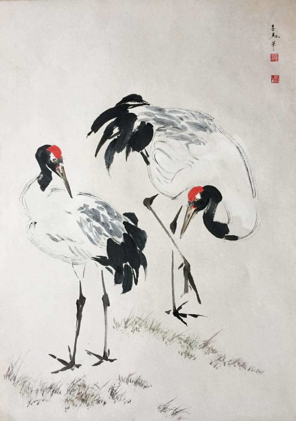 Add Artwork   Wallhanging by Alejandro Bertolo   Artists for Conservation
