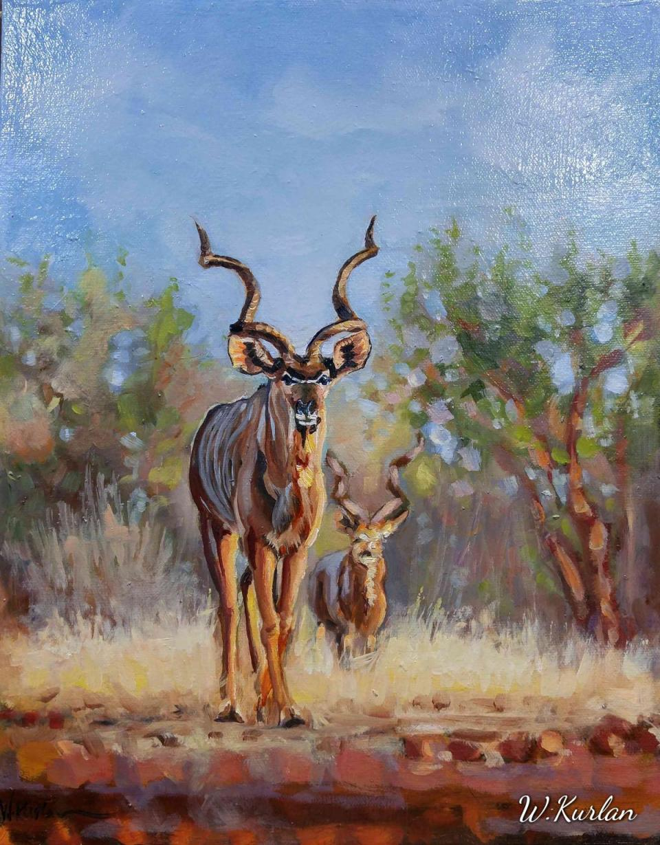 Add Artwork | Wallhanging by Whitney Kurlan | Artists for Conservation