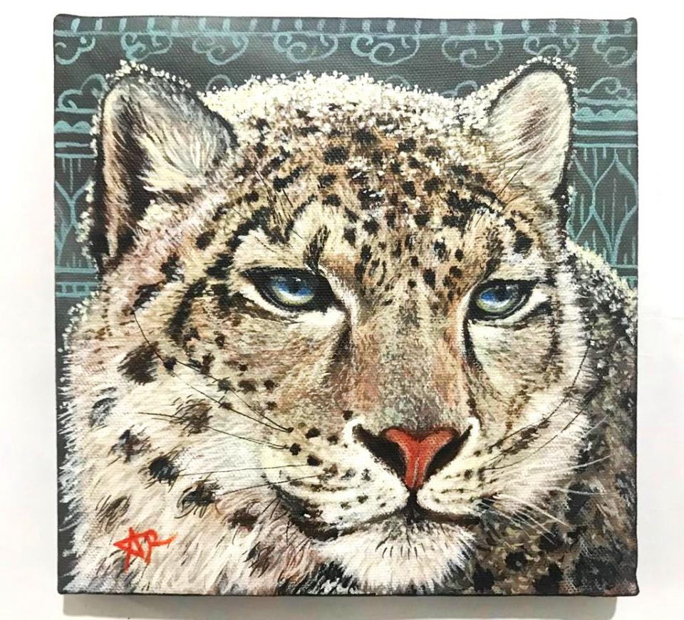 Add Artwork | Wallhanging by Ajoy Daniel Rai | Artists for Conservation