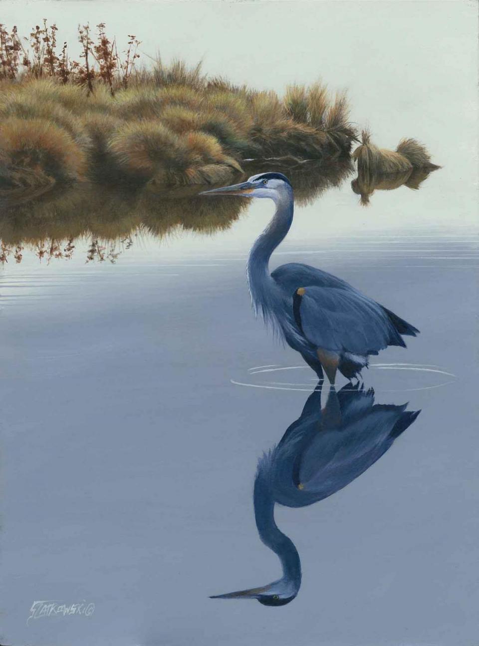 Edit Artwork   Wallhanging by Frederick Szatkowski   Artists for Conservation
