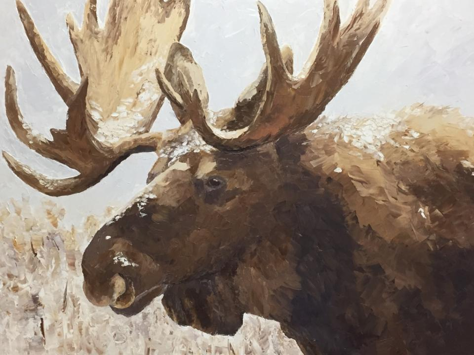 Add Artwork | Wallhanging by Debbie Griest | Artists for Conservation