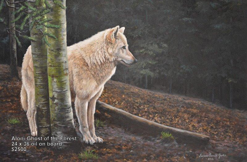 Edit Artwork | Wallhanging by Suzanne Barrett Justis | Artists for Conservation