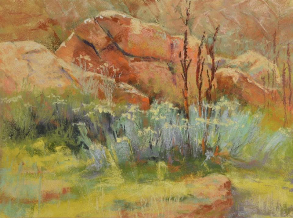 Add Artwork   Wallhanging by Sharon Bamber   Artists for Conservation