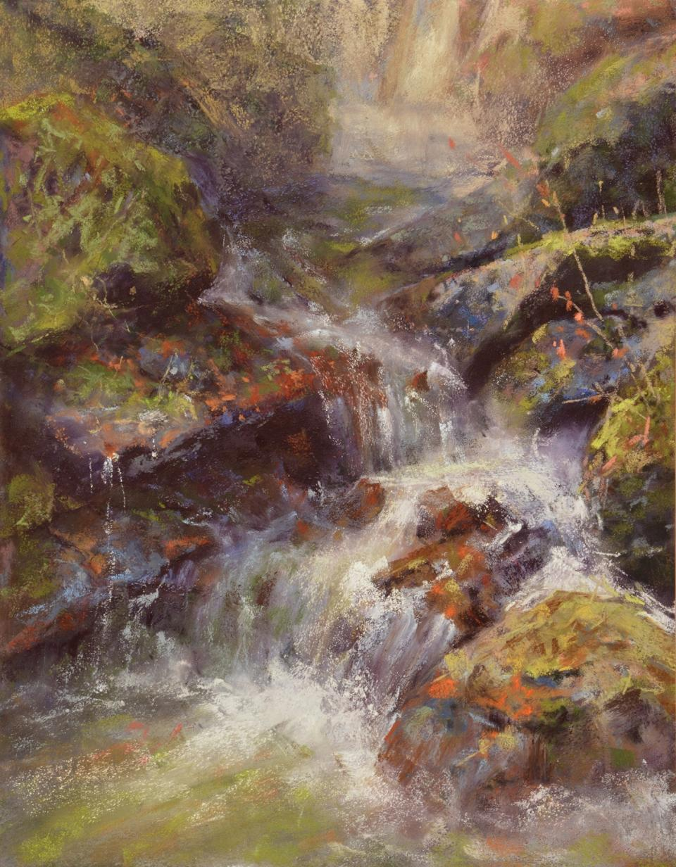 Edit Artwork   Wallhanging by Sharon Bamber   Artists for Conservation