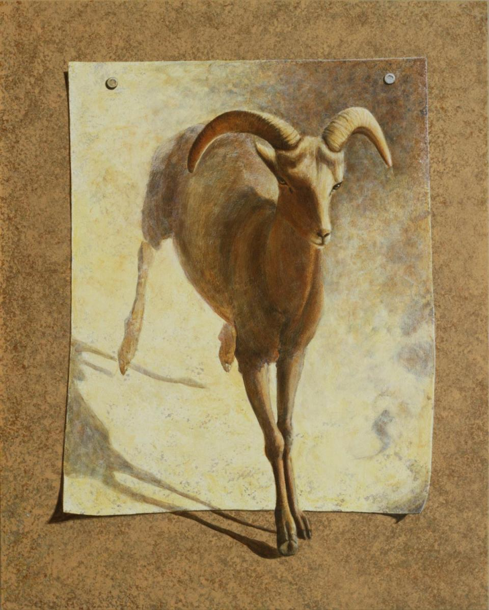   Wallhanging by Kathy Kleinsteiber   Artists for Conservation