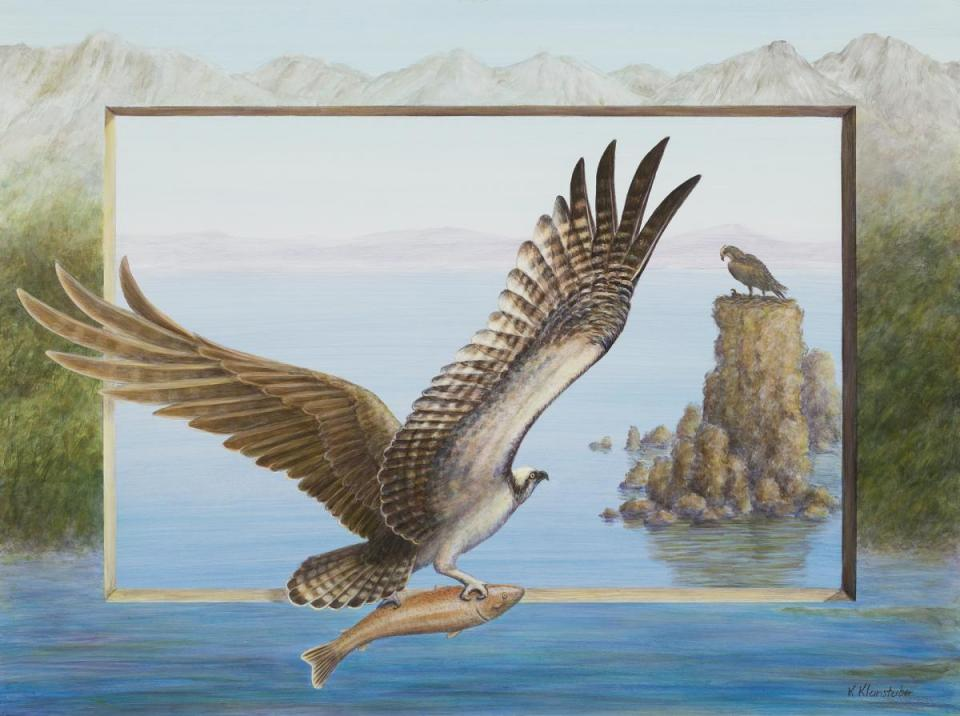 Edit Artwork   Wallhanging by Kathy Kleinsteiber   Artists for Conservation