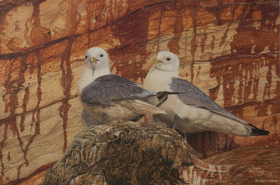 Edit Artwork   Wallhanging by Diana Hoehlig   Artists for Conservation