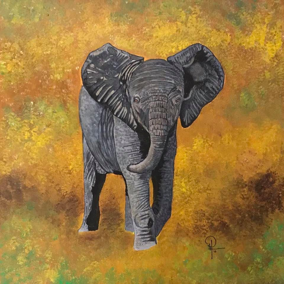 Add Artwork | Wallhanging by Doug Hiser | Artists for Conservation
