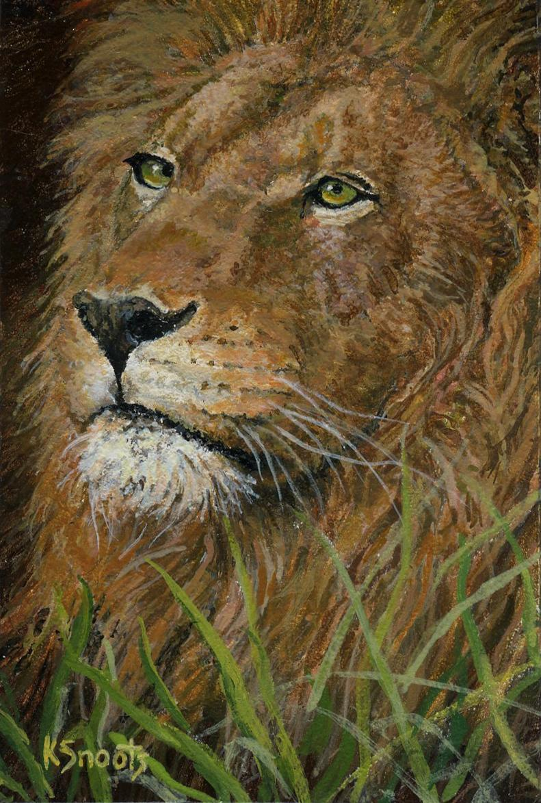 Edit Artwork   Wallhanging by Karin Snoots   Artists for Conservation