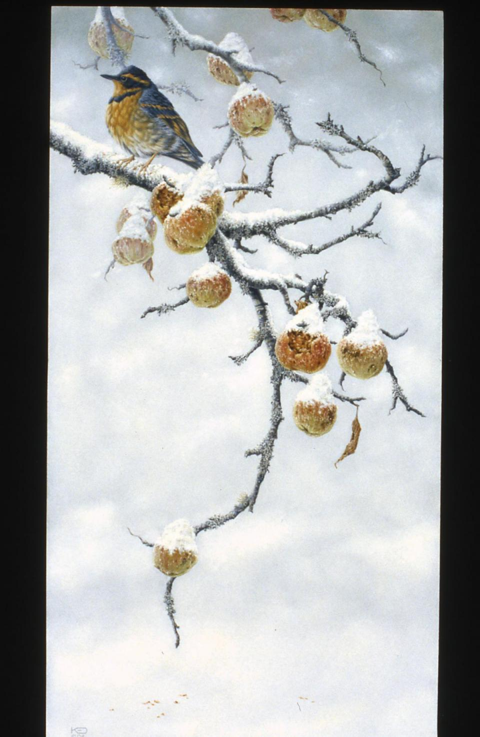 Add Artwork | Wallhanging by Kathleen Dunn | Artists for Conservation