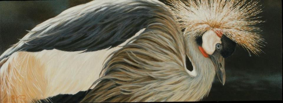 Edit Artwork | Wallhanging by Kathleen Dunn | Artists for Conservation