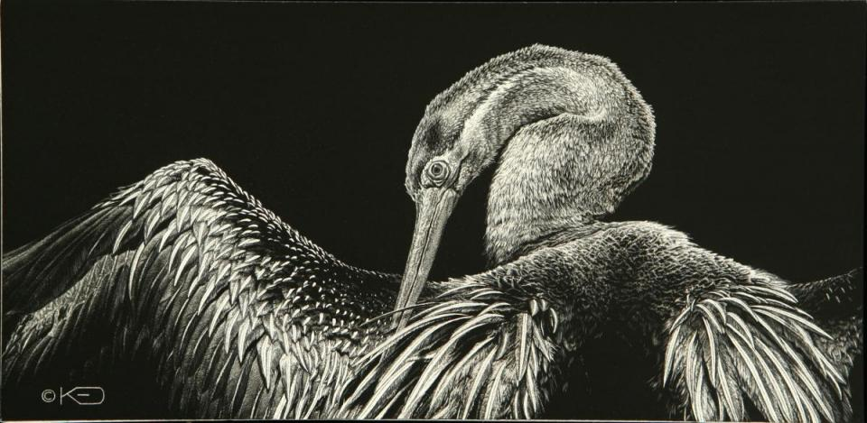 Add Artwork   Wallhanging by Kathleen Dunn   Artists for Conservation