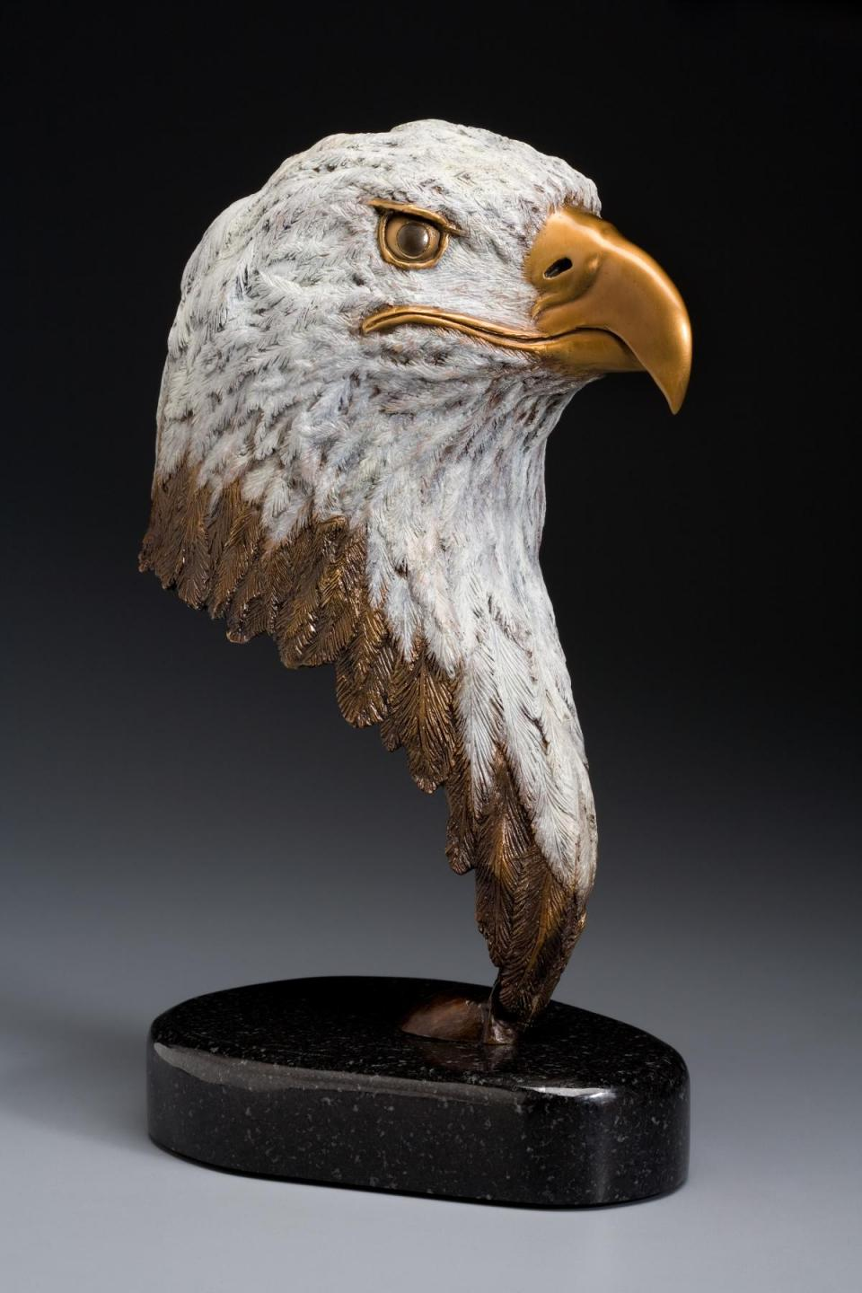 | Sculpture by Brent Cooke | Artists for Conservation