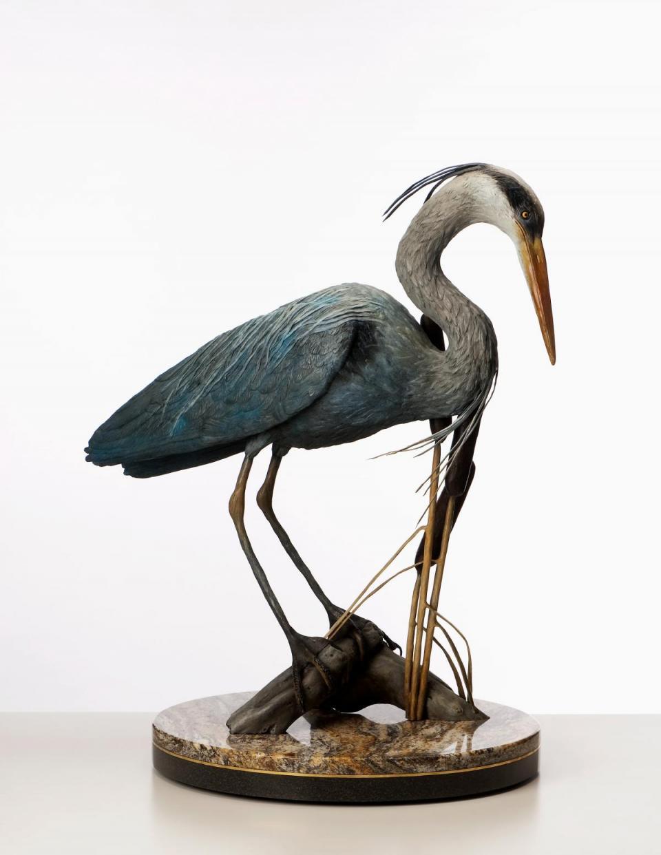 Add Artwork | Sculpture by Brent Cooke | Artists for Conservation