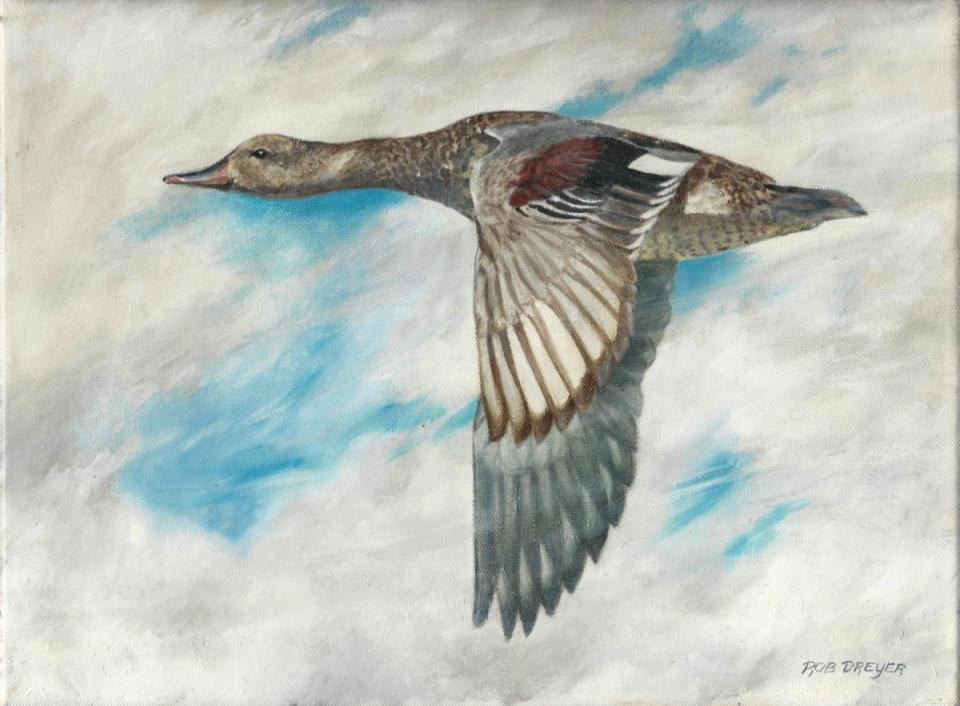Edit Artwork | Wallhanging by Rob Dreyer | Artists for Conservation