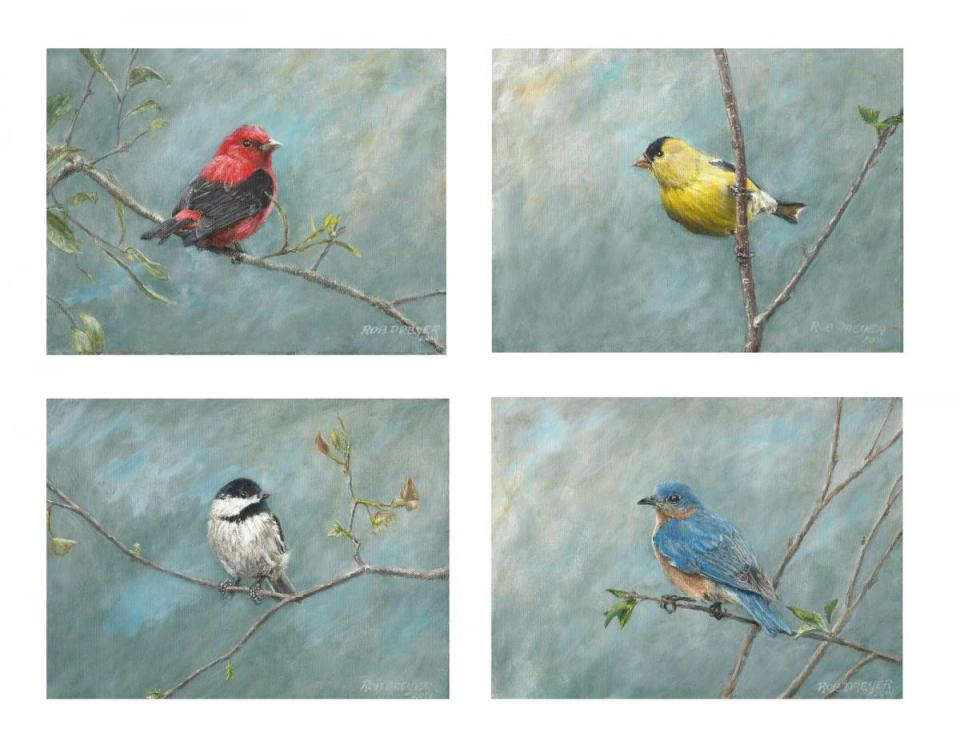 | Wallhanging by Rob Dreyer | Artists for Conservation