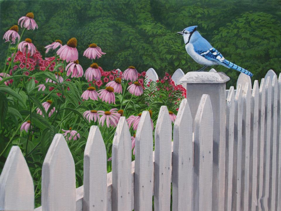 Edit Artwork   Wallhanging by Ron Plaizier   Artists for Conservation